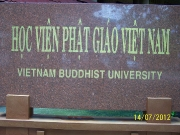 Học viện Phật Giáo Việt Nam